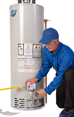 ARS Rescue Rooter Charleston Water Heater Plumber