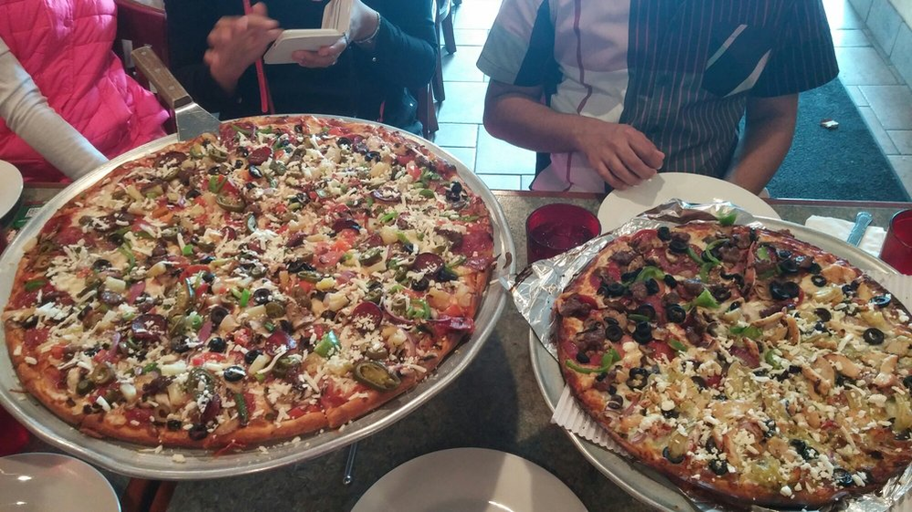 A-Town Pizza & Kabob House in Livermore pizzas