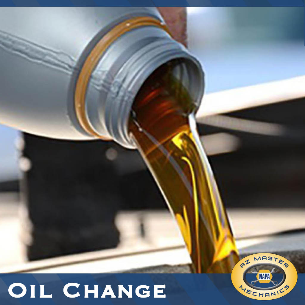 Regular oil changes napa auto center coupons and discounts Az master mechanics phoenix arizona professionals