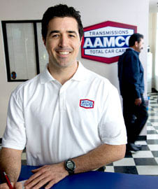 Friendly Aamco associate - Aamco Transmissions in Puyallup, WA - Aamco Transmissions in Auburn, WA