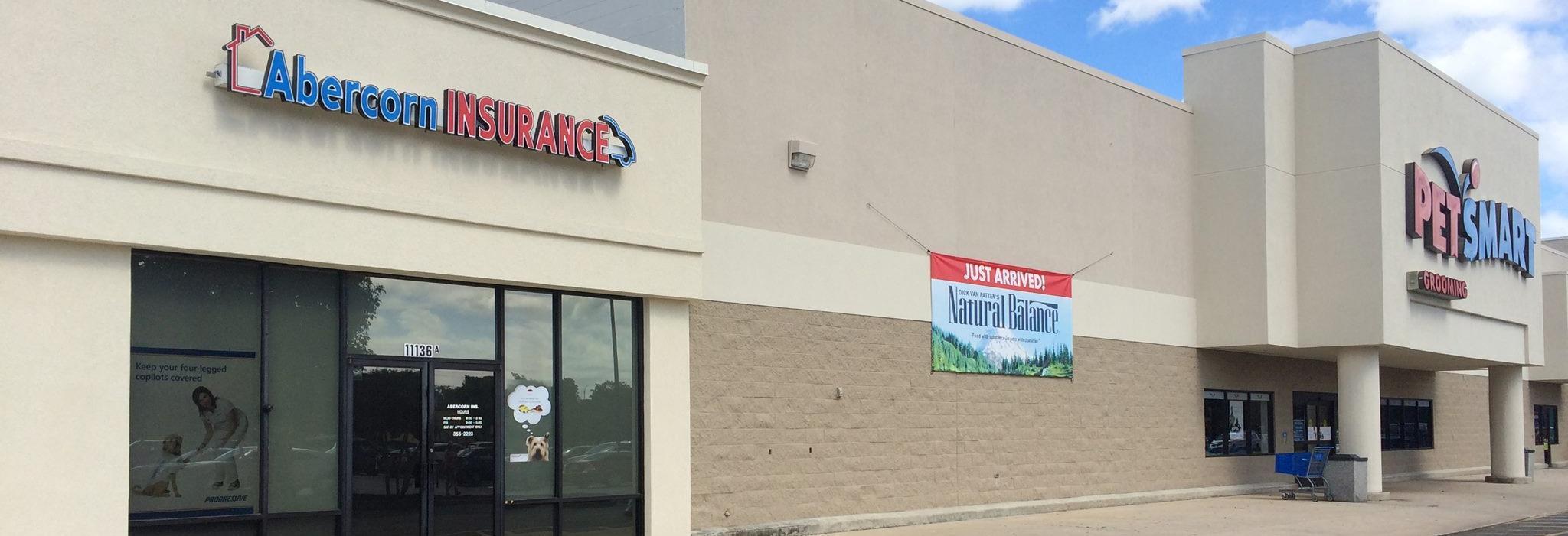 Abercorn Insurance banner Savannah, GA