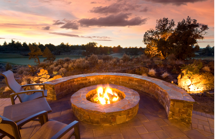 marietta Absolute Landscape coupons for firepit installation specials