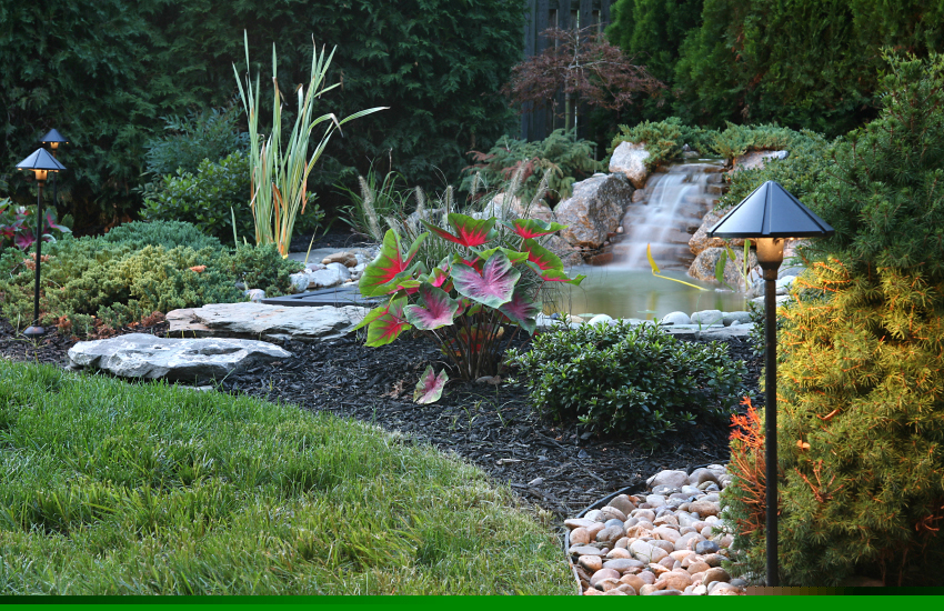 annual lawn maintenance by Absolute Landscape with marietta lawncare coupons