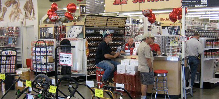 Inside Ace Hardware of Silver Lake - hardware stores in Everett, WA - Silver Lake hardware stores - Everett hardware stores