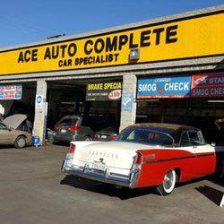 Auto repair near Beverlywood