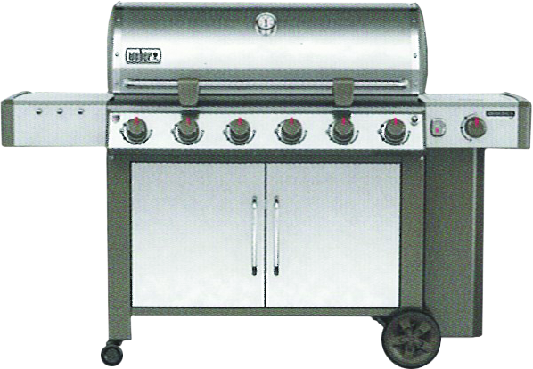 Gas grills for great barbeques near Middleton Springs