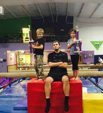 Instead of daycare, bring your kids to gymnastics classes in Spicewood, TX.