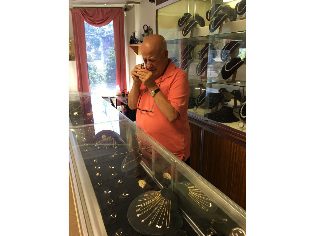 Expert Jeweler For Over 55 Years! Diamond Specialist Certified Gemologist For Over 50 Years!