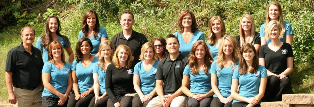 Advance Family Dental dentists and staff in Vadnais Heights, MN