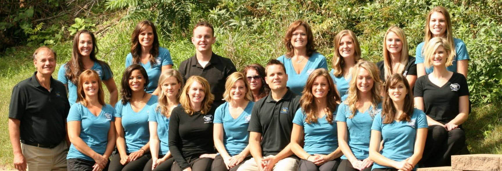 Advance Family Dental and Facial Esthetics staff in Vadnais Heights, MN