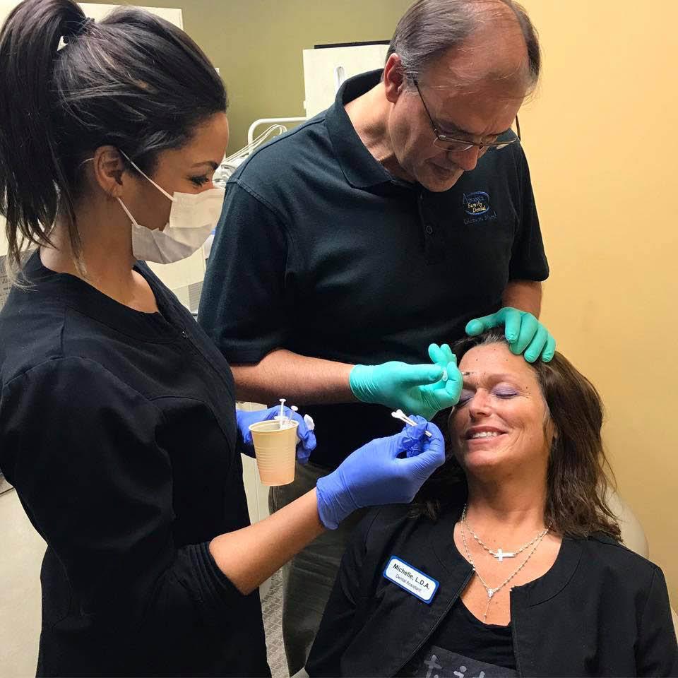 Advance Family Dental Botox Treatment