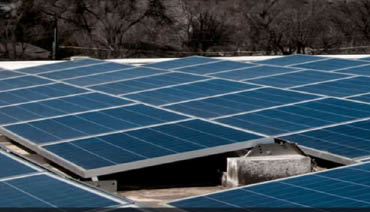 Advanced Exteriors in Denver, CO roof house roofing solar panel