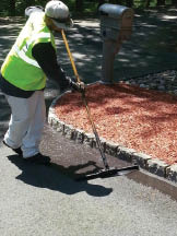Work performed by Advanced Pavement Technologies in Vernon NJ