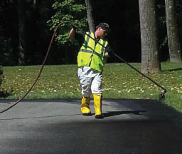 Work done by Advanced Pavement Technologies in Vernon NJ