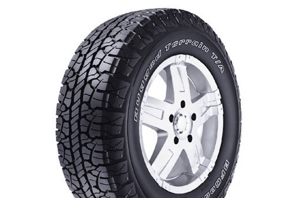 Advantage Tire & Auto Sells BF Goodrich Brand Tires