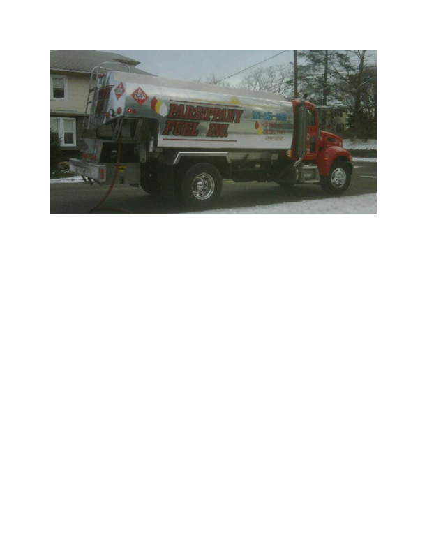 Oil Delivery from Affordable Oil Company in Parsippany NJ