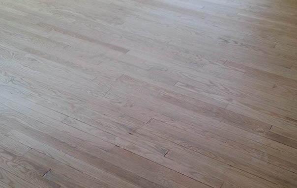 After Luminous Flooring installation