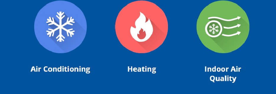 Air conditioning heating indoor air quality ac services heating services
