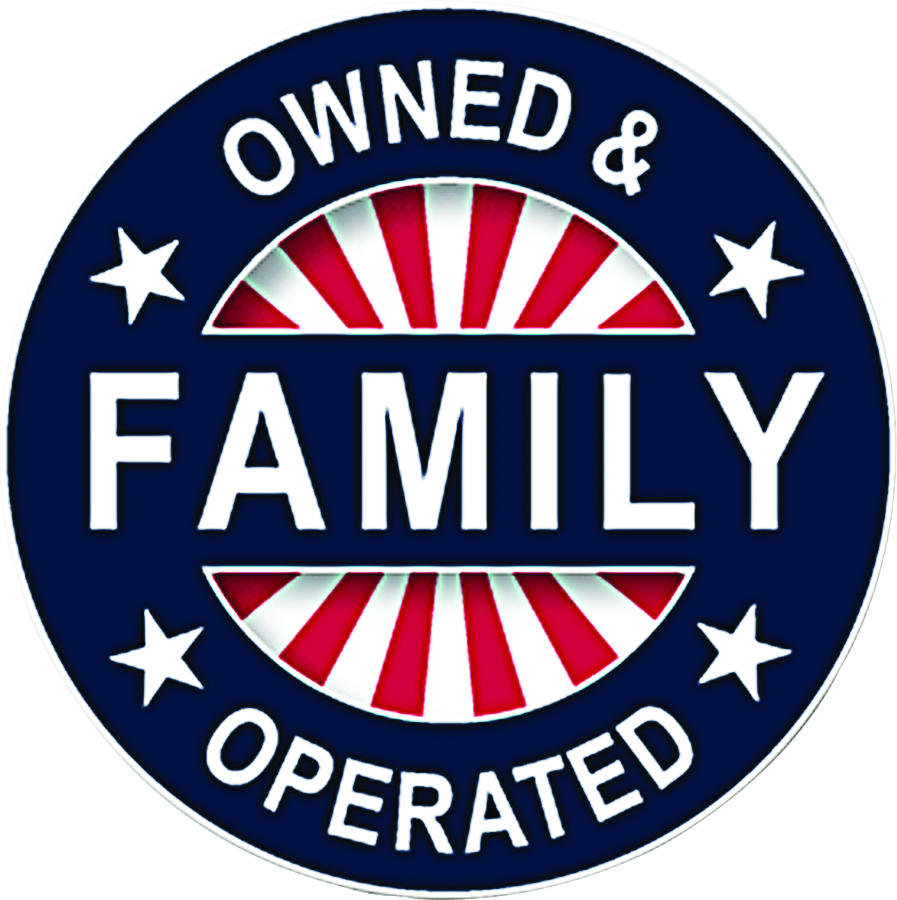 family owned & operated business