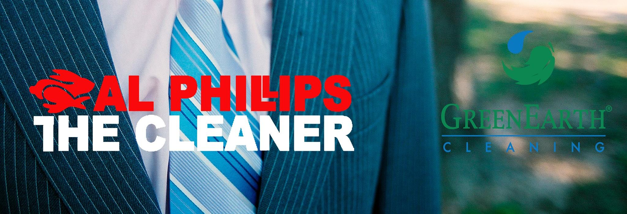al phillips the cleaner logo Irvine ca dry cleaners coupons near me