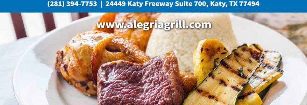 Alegria Brazilian Grill in Katy, TX Banner ad