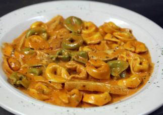 photo of tortellini from Alfoccino's in Auburn Hills, MI and Farmington Hills, MI