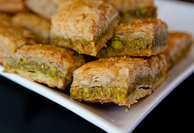 Kibbi and other Mediterranean food near Hanahan