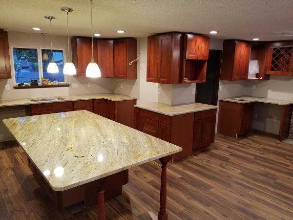 Kitchen remodels - bathroom remodels - All Floors & Interiors in Puyallup, Washington - flooring stores near me