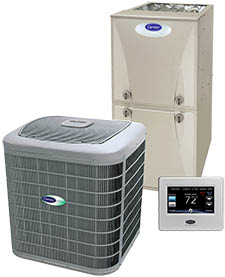 All Seasons Inc is a factory authorized dealer of Carrier heating & air conditioning products - Tacoma, WA
