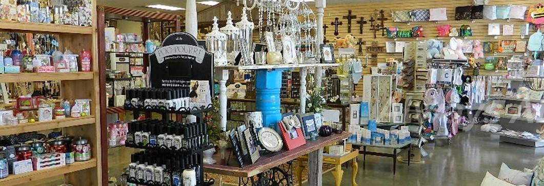 All About You Boutique & Gifts in Youngsville, LA Banner