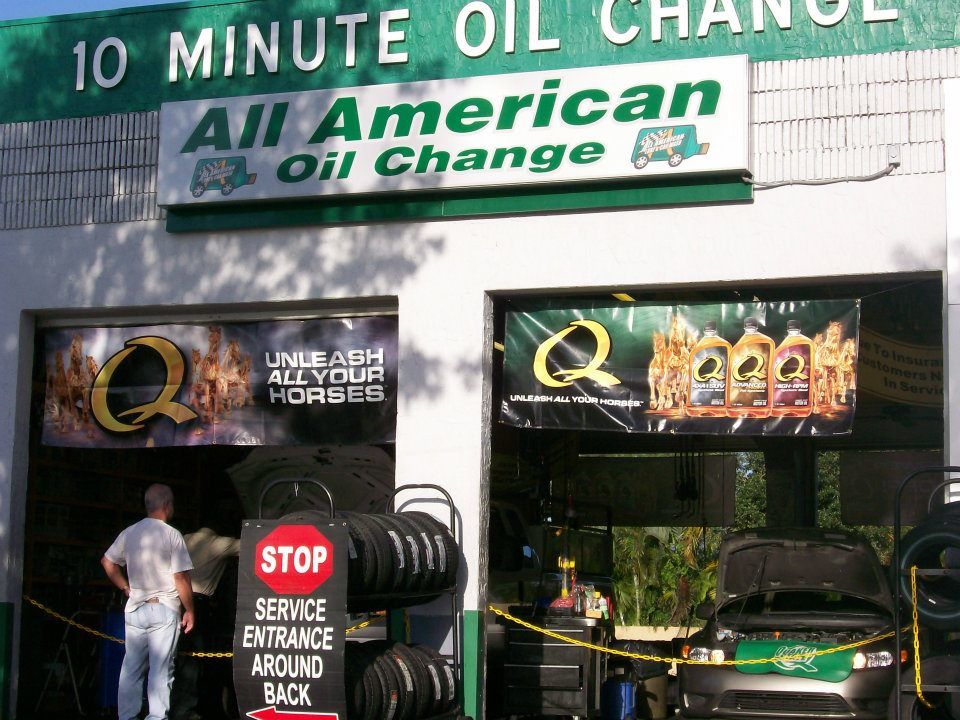 Visit our All American Auto Repair location in Boca Raton, FL