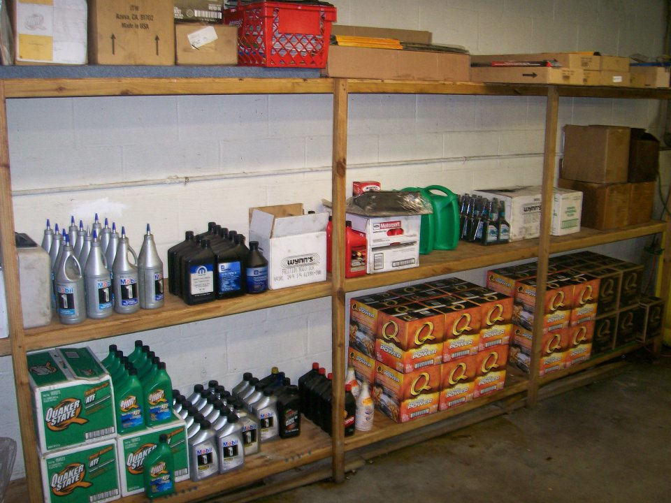 For high-quality parts and products, see All American Auto Repair first