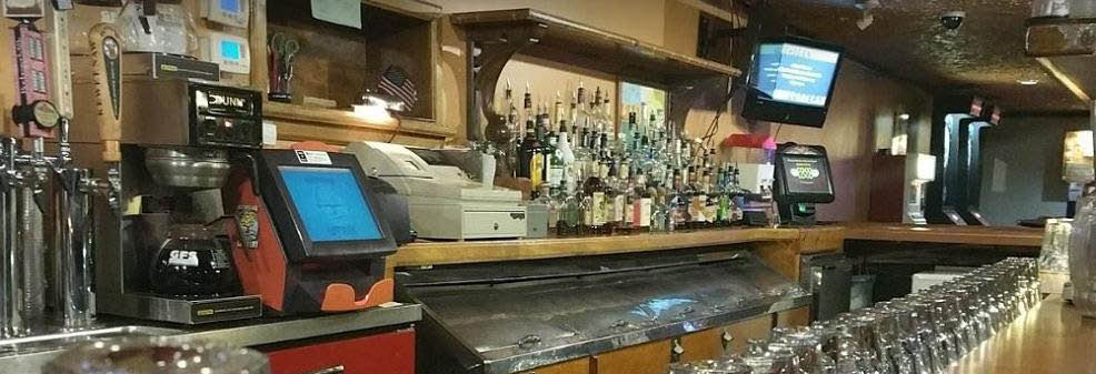 Picture of the inside of the All Around Bar in Taylor, MI