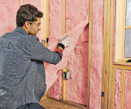 Insulation installation discounts in the San Francisco Bay Area