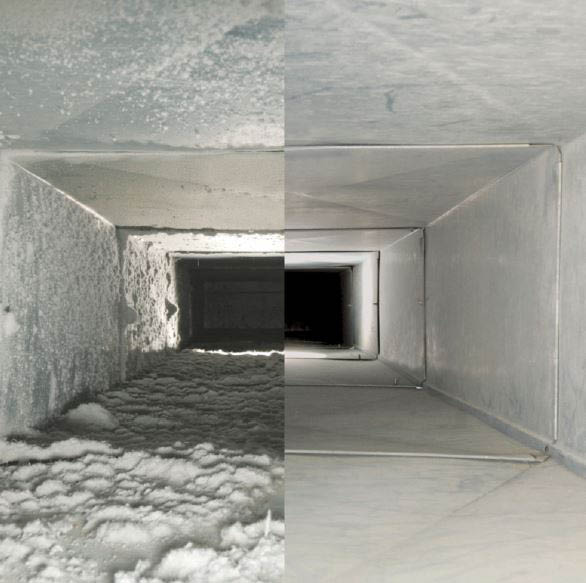 Air duct cleaning near Austin