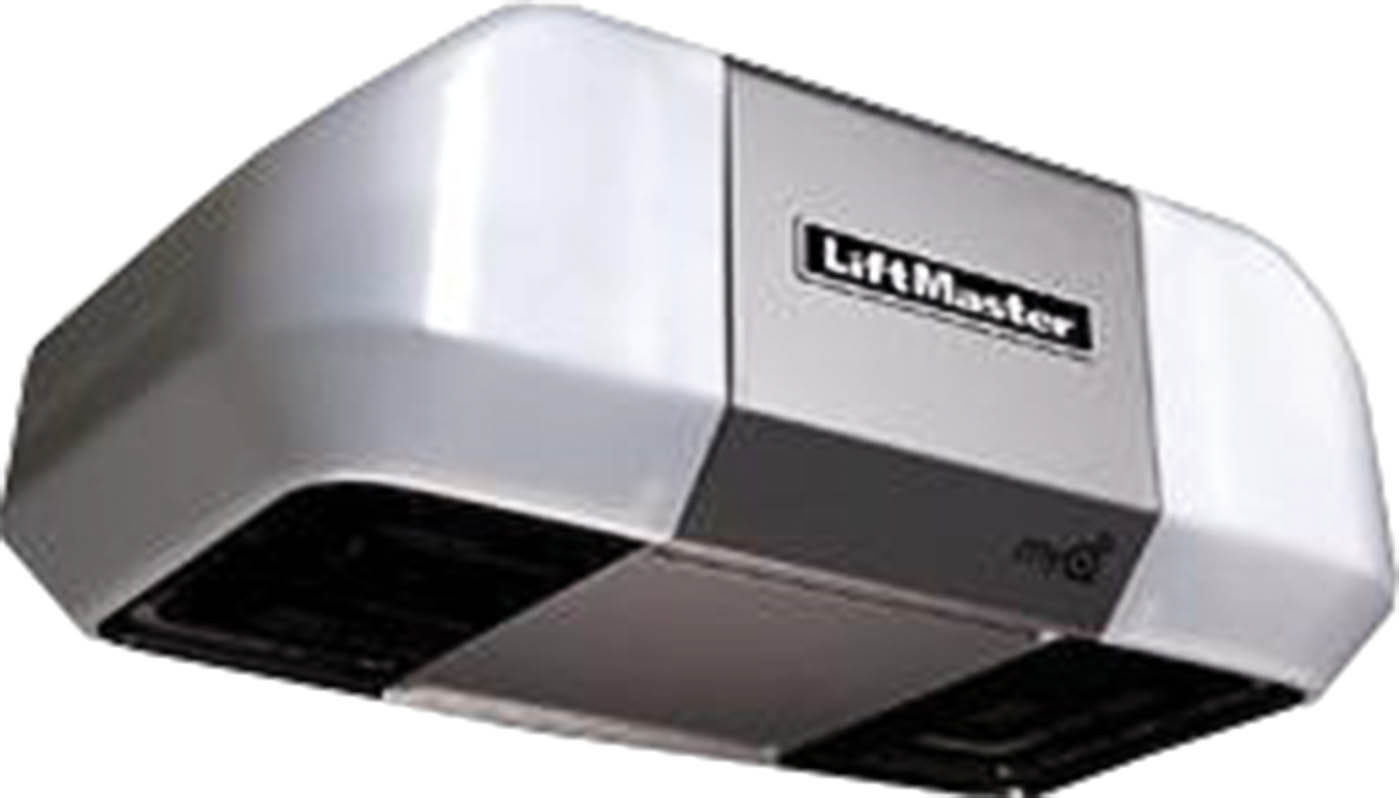 Certified installation on major brand name garage door opener systems