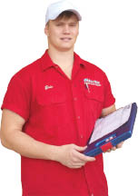 Our professional team of staff and technicians are qualified garage door experts