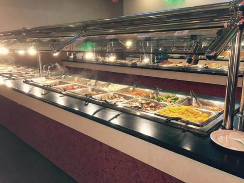 Over 150 All You Can Eat Buffet Selections - Hot and Cold