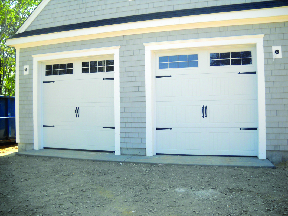 A garage door can be the most important single visual object on any elevation on your home. With many styles to choose from why not get professional help with this decision. Call All In Garage Doors today