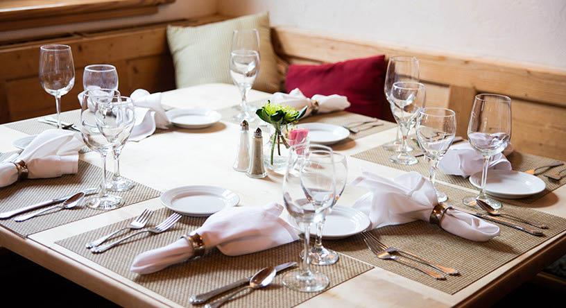 alpenrose dining