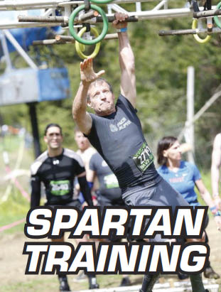 Ask us about Spartan training