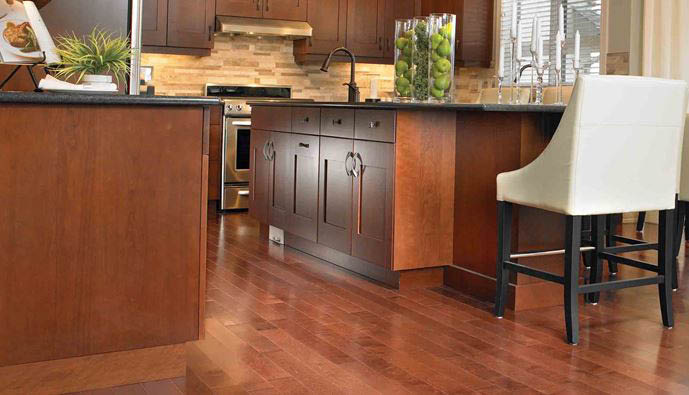 Alpine Cleaning provides hardwood floor preservation in the Seattle area