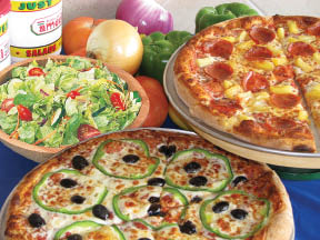 Pizza coupons for pizza shop near Calabasas