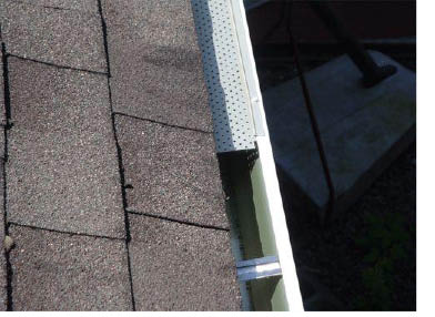 Gutter Screen provided by American Gutter Cleaning & Installations in Tewskbury MA
