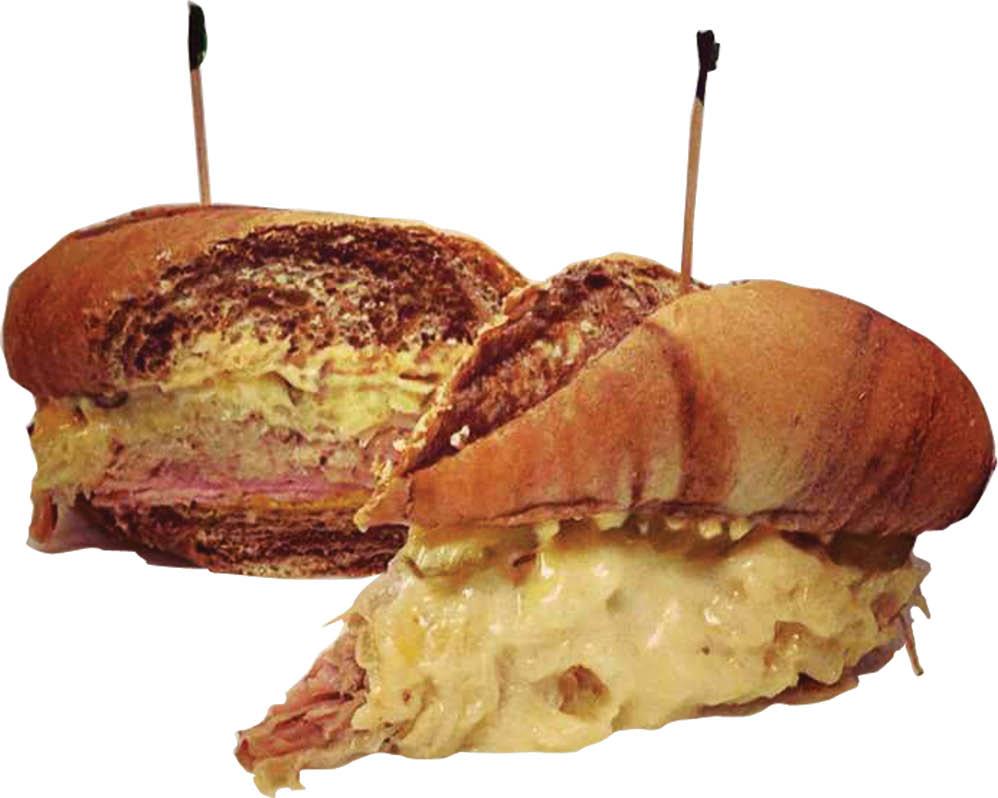 Hero sandwich special near La Platte