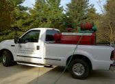 photo of American Lawn Sprinkler truck in Dryden, MI