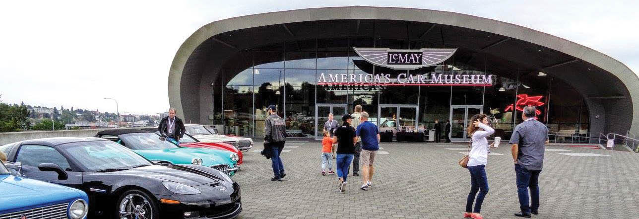 America's Car Museum main banner image - Tacoma, WA