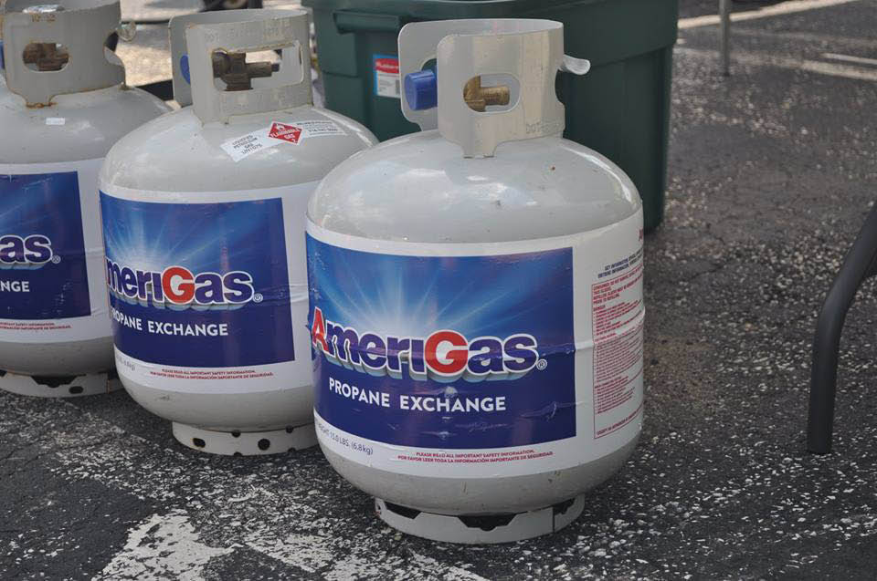 Gas, Propane, AmeriGas, Propane Tank, Cold, Warmth, Energy, Electricity, Gas Powered