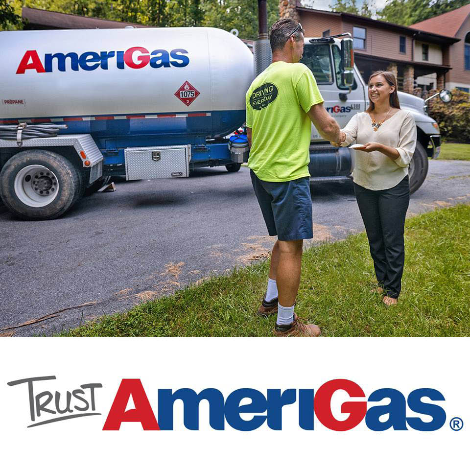 Gas Installation, Propane Installation, Propane, AmeriGas, Energy, Electricity, Gas Powered