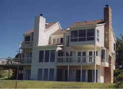 Ameritek Painting of Highlands Ranch CO does exterior house painting this is an after photo